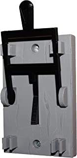 Frankenstein Switch Plate Cover (Paddle, Grey)