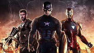 Avengers Endgame Wallpaper Iron Man Poster Captain America Print Final Battle Poster Print Art Poster Wall Art Print Gift ...