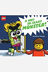 A Not-So-Scary Monster! (A LEGO Picture Book) Kindle Edition