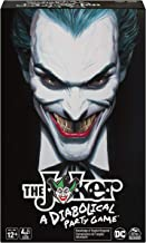 The Joker, Diabolical Secret Identity Strategy Party Game, for Adults and Kids Ages 12 and up