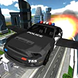 Flying Police Car Chase