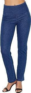 Lyssé Women's Denim Straight Leg