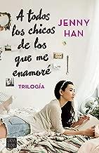 Trilogía A todos los chicos de los que me enamoré (pack) (Spanish Edition)