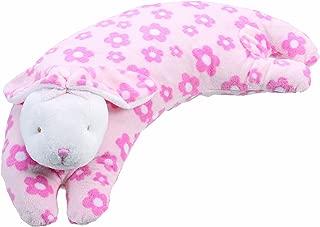 Angel Dear Pillow, Flower Print Bunny