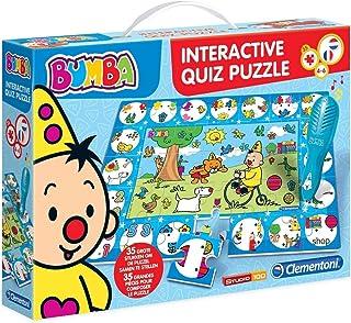 Clementoni Interactive Quiz Puzzle Bumba 35pieza(s) - Rompecabezas (Interactivo, Televisión/películas, Bumba, 4 año(s), 6 año(s), Italia)