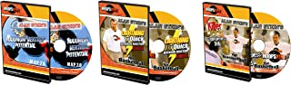 Alan Stein Instructional Basketball Training DVDs, Jump Higher, Defense, Quickness, & Agility