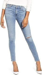 Sculpt Rocket - High Rise Skinny Jeans in Keeper