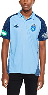 canterbury Men's NSW Soo Vapodri Media Polo