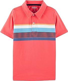OshKosh B'Gosh Boys' Short Sleeve Polo