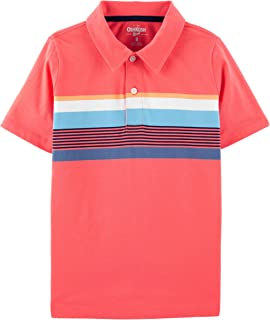 OshKosh B'Gosh Boys' Toddler Short-Sleeve Polo Shirt