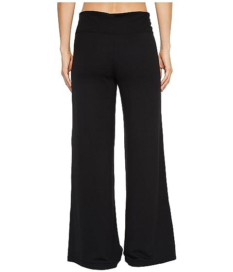 Pantalones pierna voluminosos jockey de ancha profundo activos negro rvxtrw5qp