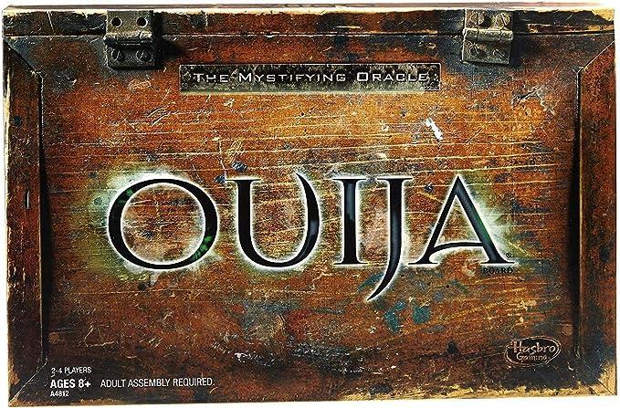 Hasbro Gaming Ouija Board Game Brown, 1 Pack