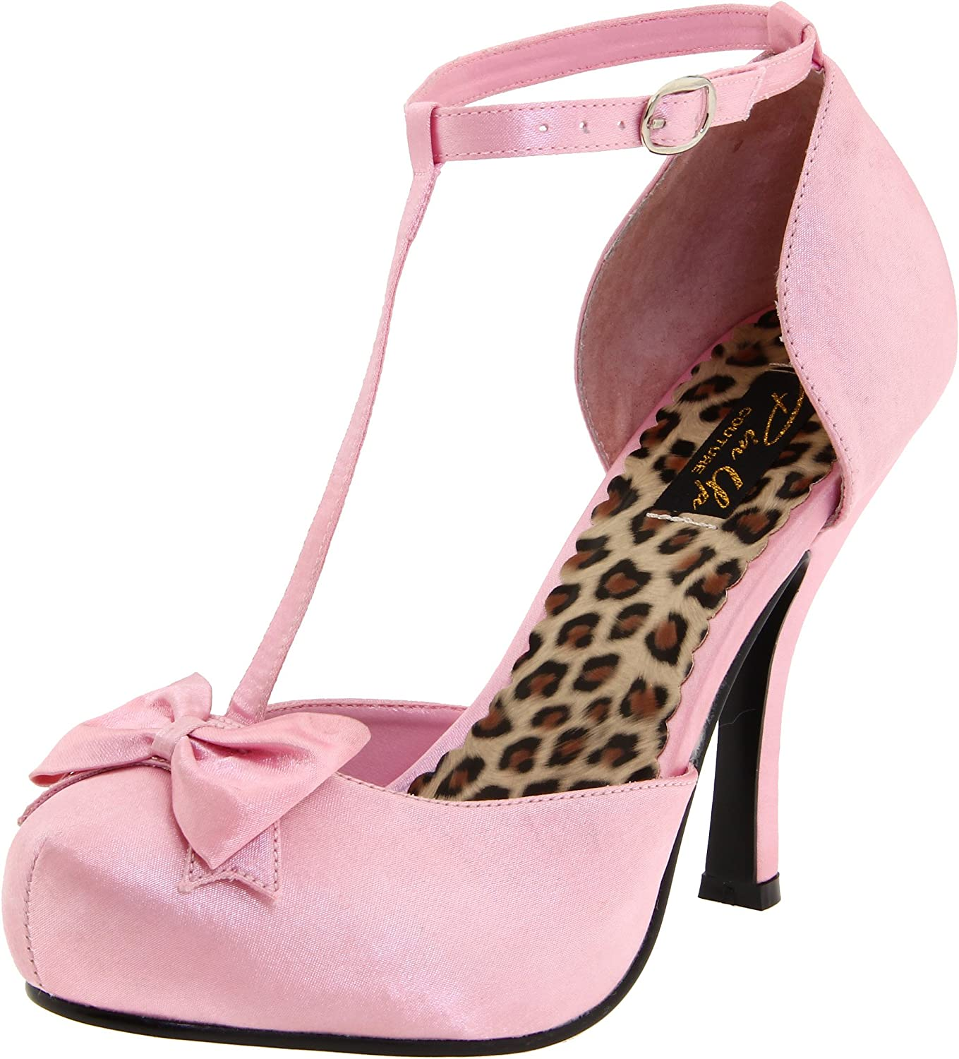 Pleaser Women's Cutiepie-12 BP Platform Pump