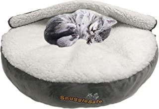 SnuggleSafe Kitten Bed