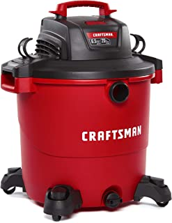 craftsman 20 gallon shop vac