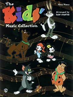 The Kids' Music Collection (PIANO, VOIX, GU)