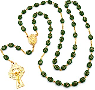 Knock Water Prayer Rosary by J.C. Walsh & Sons- Made In Ireland