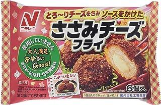 [冷凍] ニチレイ ささみチーズフライ 6個 132g
