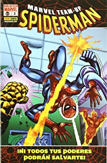 Marvel Team Up, Spiderman 3, ¡Ni todos tus poderes podrán salvarte!