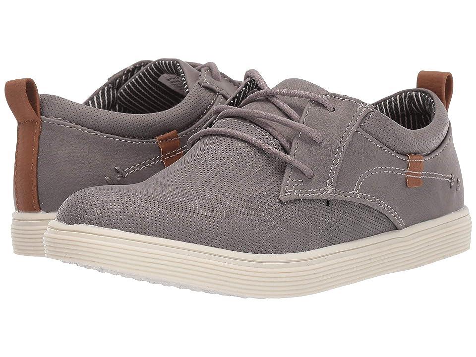 Steve Madden Kids Pintail (Toddler/Little Kid/Big Kid) (Grey) Boys Shoes