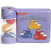 Melissa & Doug Childrens Book Float-Alongs: Tiny Tugboats Deals