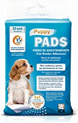 ICA spad30 Cloths of Training Puppy Pads
