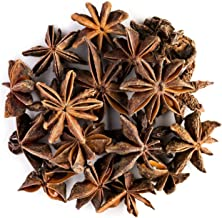 Anís estrellado orgánico infusión semillas - Ideal para cocinar - Badiana de sabor dulce e intenso - Máxima calidad, de China - Anís estrellado o Illicium verum 200g
