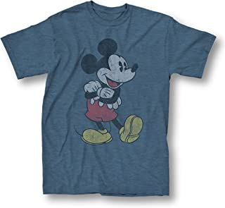 Mickey Mouse Arms Crossed Mens T-shirt