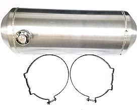 spun aluminum gas tank
