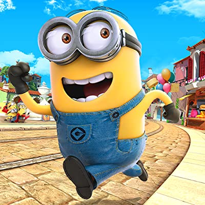Minion Rush: Despicable Me Official Game from Gameloft