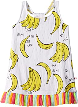 Banana Thalia Dress (Toddler/Little Kids/Big Kids)