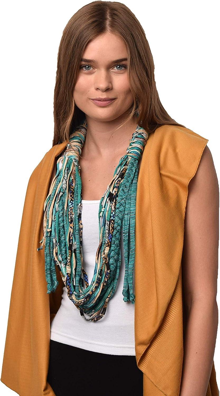 Dona Bela SHREDS Roxie, Unique Fashion Neckwear