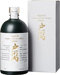 Togouchi Japanese Blended Whisky mit Geschenkverpackung Whisky 1 x 0.7 l