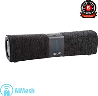 ASUS Lyra Voice, All-In-One Smart Voice Router – AC2200 Tri-Band Mesh WiFi Router and Bluetooth speaker with AiMesh suppor...