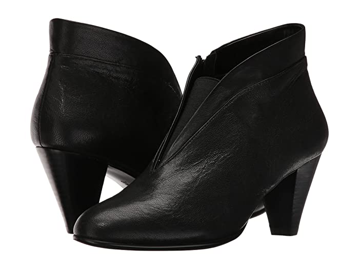 Women's Vintage Shoes & Boots to Buy David Tate Natalie Black Kid Womens Shoes $144.90 AT vintagedancer.com