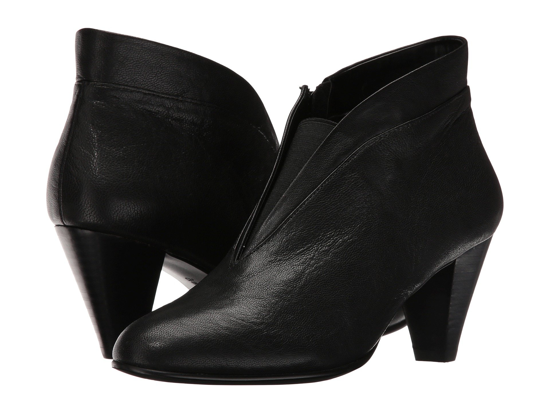 98f047ff2be2 Women s Cone Heel Ankle Boots and Booties + FREE SHIPPING