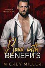 Boss with Benefits (Blackwell After Dark Book 3) Kindle Edition