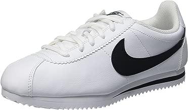 Nike Big Boys' Cortez Basic SL Casual Sneakers