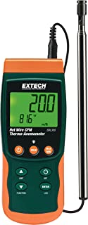 Extech SDL350 Hot Wire Thermo-Anemometer and Datalogger