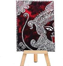 Rangrage Divine Maa Canvas Painting