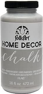 Best folk art chalk paint parisian grey Reviews