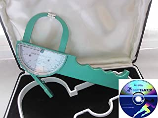 Lange Skinfold Body Fat Calipers with Body Tracker Software