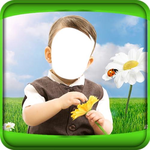 Costumes de bébé Photo Editor
