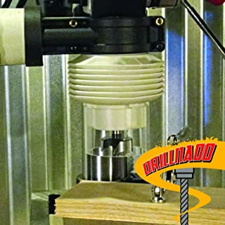 drill press dust collection