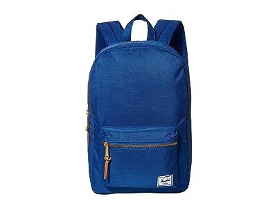Herschel Supply Co. Settlement Medium (Monaco Blue Crosshatch) Backpack Bags