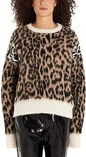 LANEUS Luxury Fashion Womens MGD7261 Multicolor Sweater | Fall Winter 19