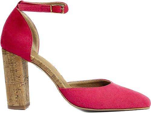 NAE Bella - zapatos Veganos de mujer con Tacón