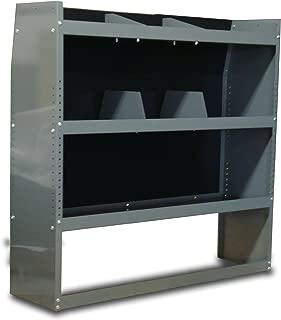 True Racks Van Shelving Storage System - 45L x 13D x 44H by True Racks