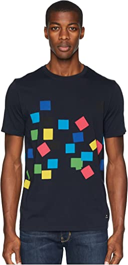 Cubes Regular Fit T-Shirt