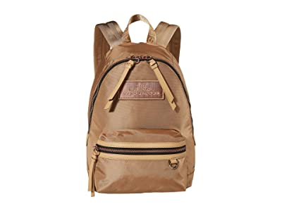 Marc Jacobs The DTM Medium Backpack (Tan) Backpack Bags